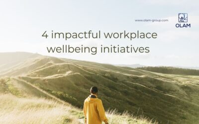 4 Impactful wellbeing initiatives