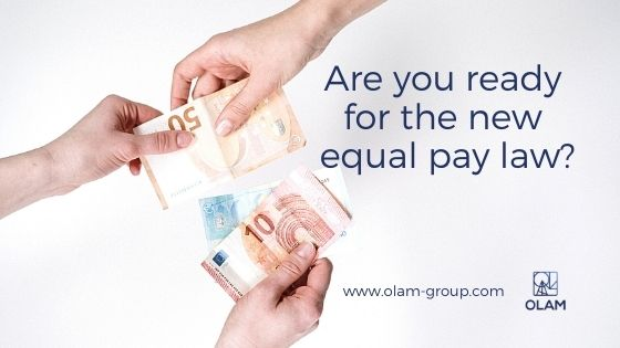 Are you ready for the new equal pay law?