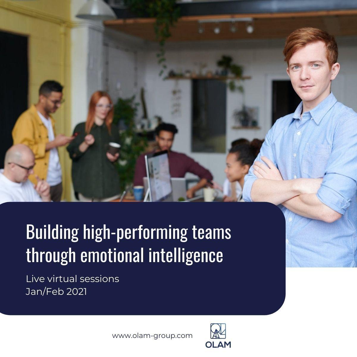 Building High-Performing Teams through Emotional Intelligence