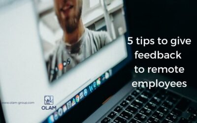 5 tips to give feedback to remote employees