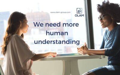 We need more human understanding