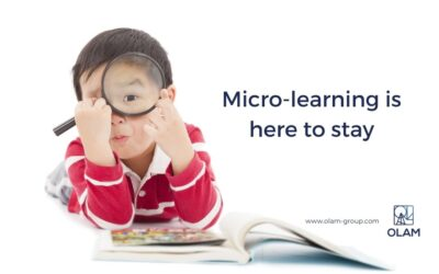 Micro-learning is here to stay