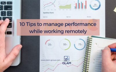 10 Tips to manage performance while working remotely