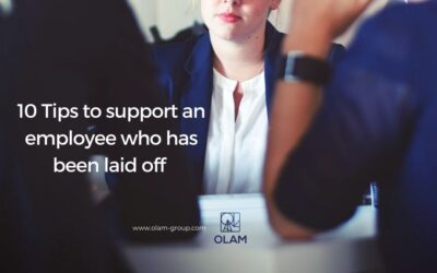 10 Tipsto support an employee who has been laid off