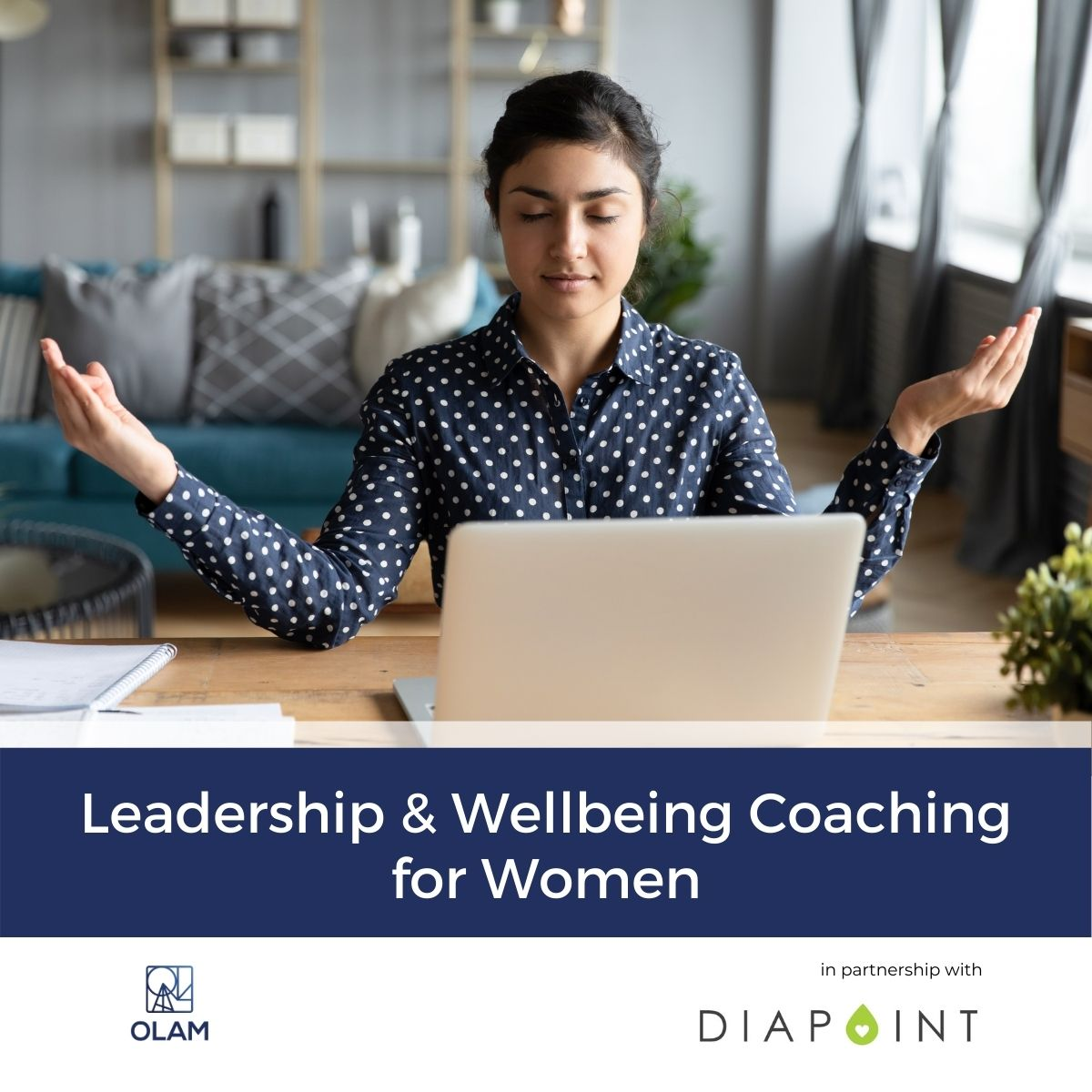 Leadership & Wellbeing Coaching Programme for Women