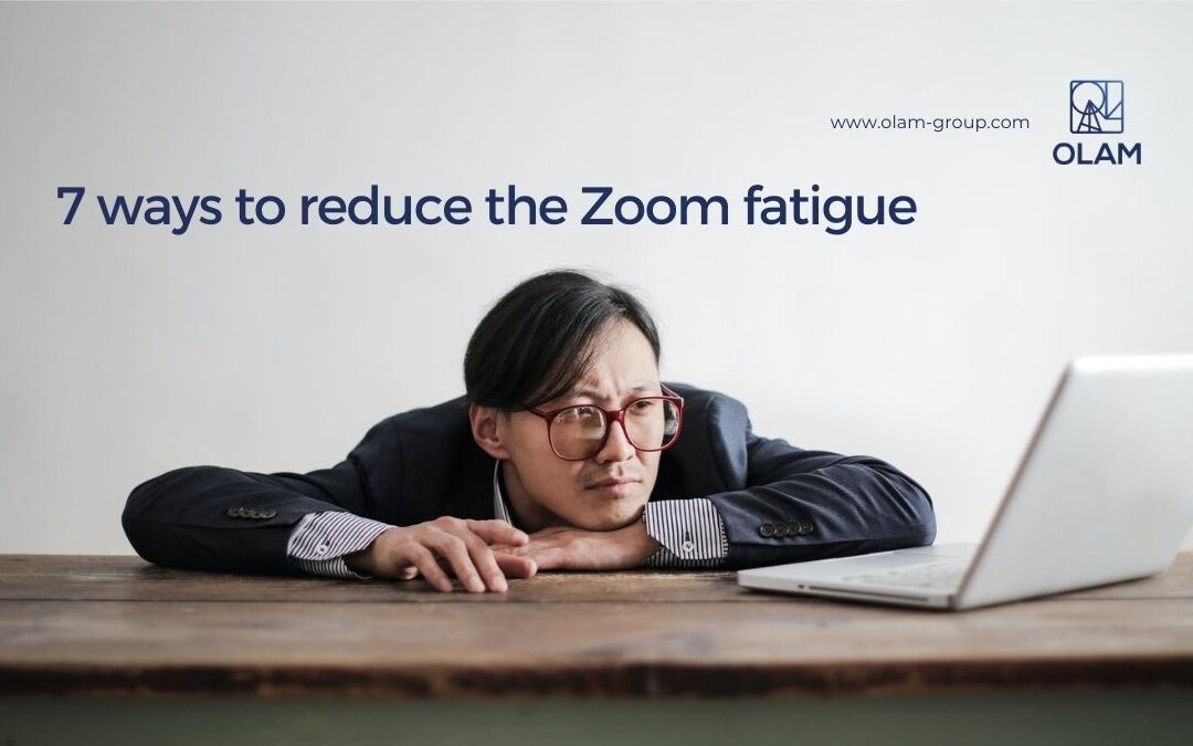 7 ways to reduce the Zoom fatigue
