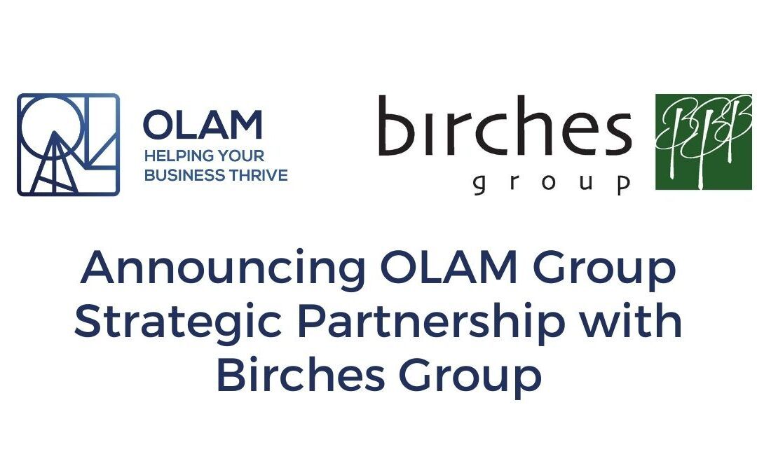 Announcing OLAM Group Strategic Partnership with Birches Group