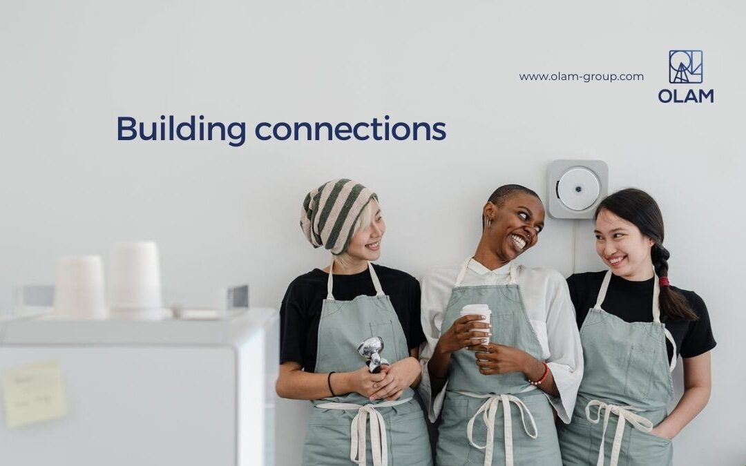Build connections