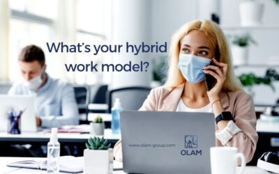 What's your hybrid work model?