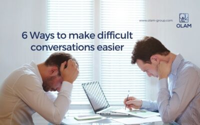 6 Ways to make difficult performance conversations easier