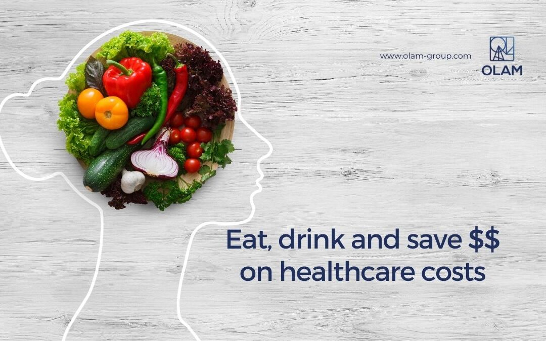 Nutrition and Hydration Week: Eat, drink and save $$ on healthcare costs