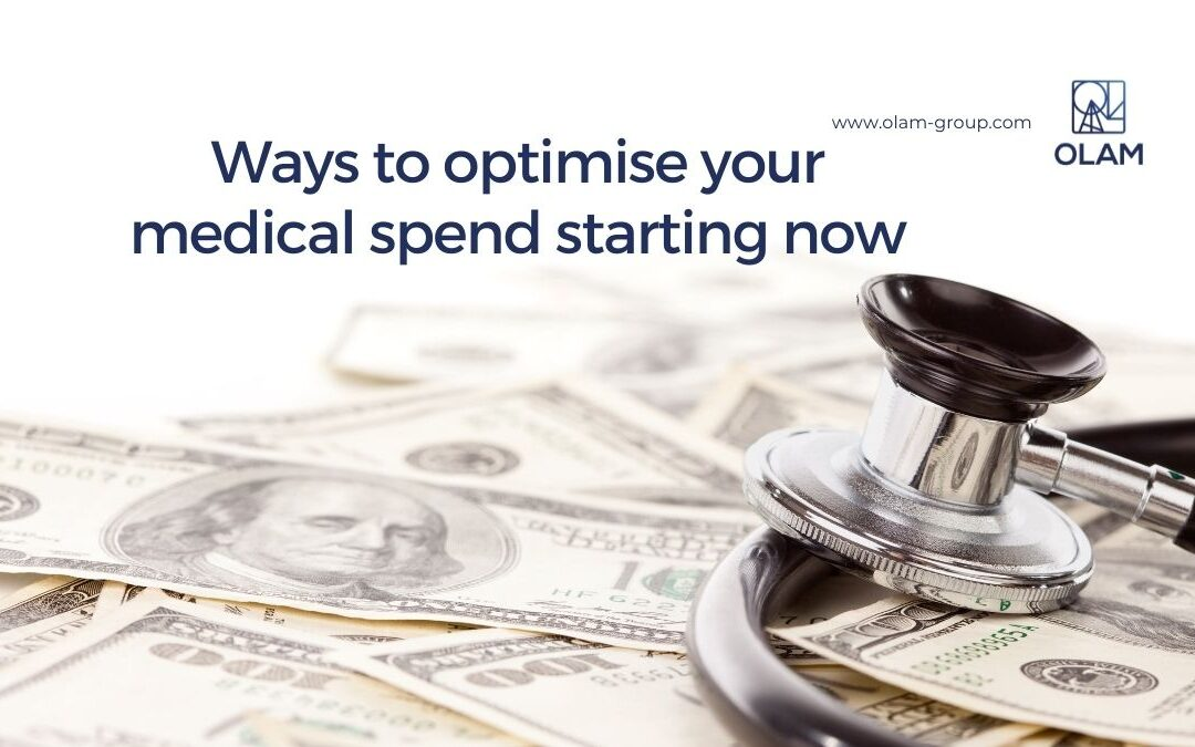 Ways you can optimise medical spend starting now
