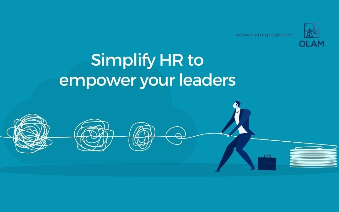 Simplify HR to empower your leaders