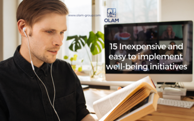 15 Inexpensive and easy to implement well-being initiatives