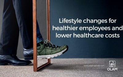 Lifestyle changes for healthier employees and lower healthcare costs