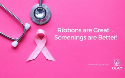 Ribbons are Great… Screenings are Better!